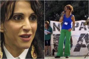 Chi è Nunzia Schilirò, vice questore 'No Green Pass' sul palco di Roma: da funzionaria pluripremiata al rischio licenziamento