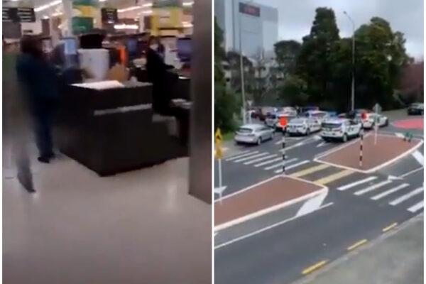 """Terrore in Nuova Zelanda, accoltella i clienti in un supermercato: """"Lupo solitario ispirato all'Isis"""""""
