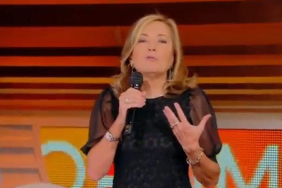 """Palombelli si difende in tv dopo le parole sui femminicidi: """"Fraintesa, non son quella persona lì"""""""