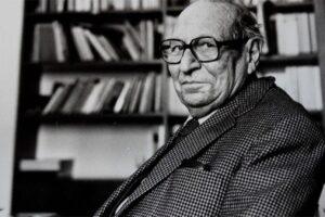 Ritratto di Geno Pampaloni, il maestro della critica letteraria