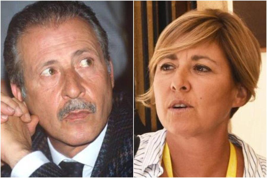 """Sentenza Stato-Mafia, Fiammetta Borsellino smonta l'indagine: """"Seguite piste inesistenti in un processo mediatico, mio padre tradito…"""""""
