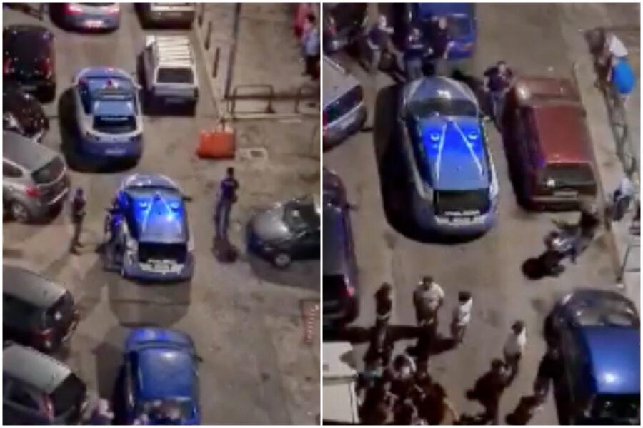 Lite tra fidanzati, urla e giovane armato: panico a Napoli, agente evita tragedia