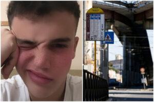 Chi è Kristopher Dixon: 18 anni, figlio di una consigliera Pd, morto sullo scooter contro il tram
