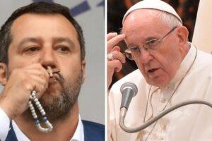 Papa Francesco contro i sovranisti: parla con Orban ma manda messaggi a Salvini