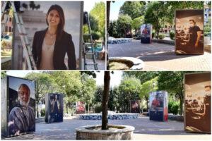 Virginia Raggi si fa pagare dal Comune la campagna elettorale: maxi spot alla mostra sul microcredito