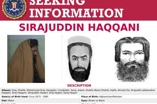 Chi è Sirajuddin Haqqani, il nuovo ministro dell'Afghanistan ricercato per 5 milioni di dollari dagli Usa
