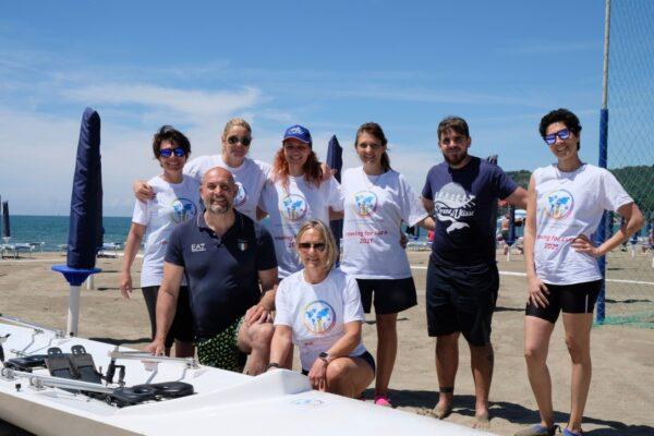 """Festival in Dragon Boat e Regate di canottaggio 2021 – Trofeo Fondazione Terzo Pilastro – Internazionale """"Le Sirene di Ulisse"""""""