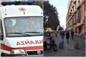 Bimbo di tre anni cade dal balcone e muore, dramma a Napoli: in casa presente la madre