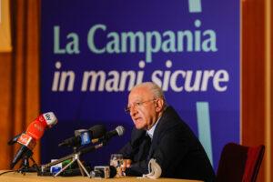 """De Luca """"impone"""" a Manfredi De Iesu come assessore alla sicurezza: ora nominerà pure gli altri?"""