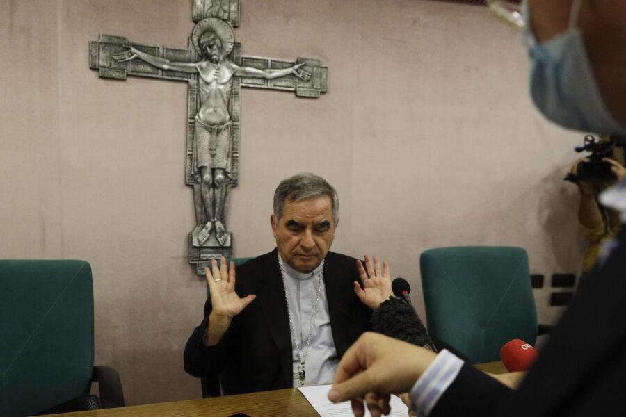Becciu e la Santa Inquisizione, processo senza diritto alla difesa