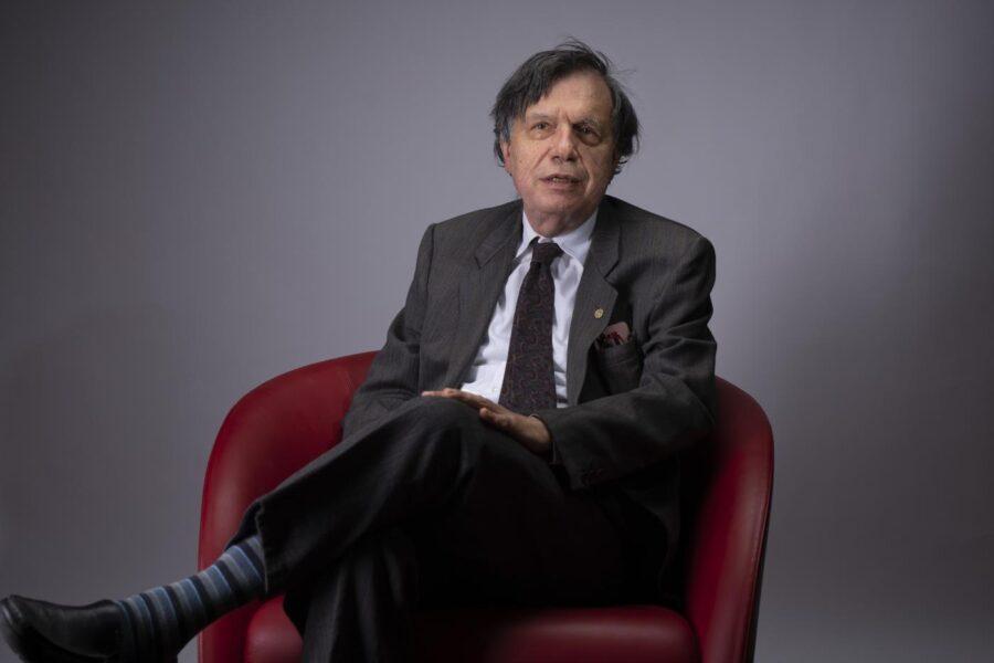 Giorgio Parisi, la semplicità della genialità del premio Nobel per la fisica