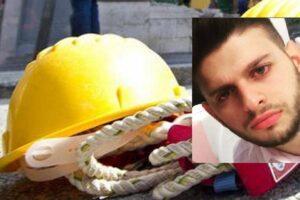 Precipita da 6 metri in fabbrica, la tragedia di Mario Papa: morto sul lavoro a 23 anni