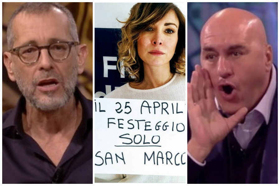 """Rachele Mussollini è """"fascista"""", lite tra Formigli e Crosetto: """"Vanno bene solo quando sostengono il Ddl Zan"""""""
