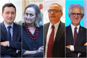 Maurizio Veloccia, Pd  (5.250) – Sabrina Alfonsi, Pd (5.145 voti) – Giovanni Caudo, Roma Futura (3.632) – Paolo Ciani, Demos (1.607)