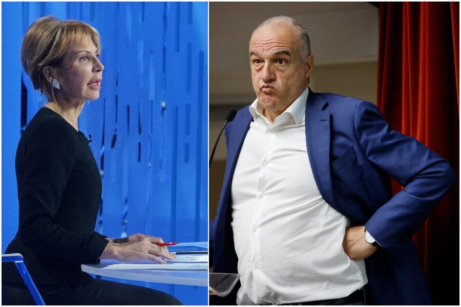 """Michetti querela Gruber: """"Fascista io? Sono democristiano. Parole imperdonabili"""""""