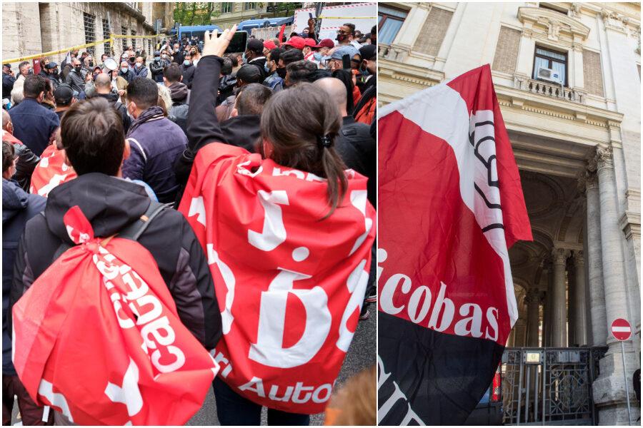 Sciopero trasporti, scuola e pubblici uffici: occhi su Roma dopo gli attacchi alla Cgil, corteo in centro