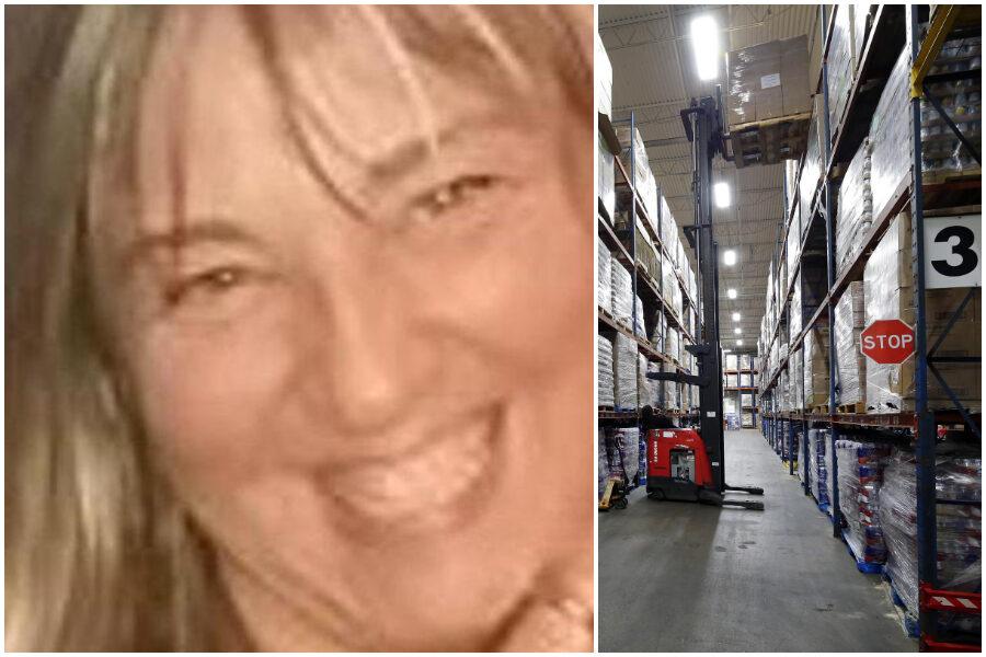 Travolta da un pancale mentre stava lavorando, Tiziana muore dopo 40 giorni di agonia