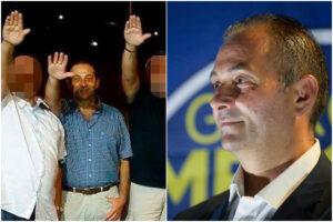 La destra a Roma riparte dai fascisti: Nicola Franco, dai saluti romani alla presidenza del VI municipio