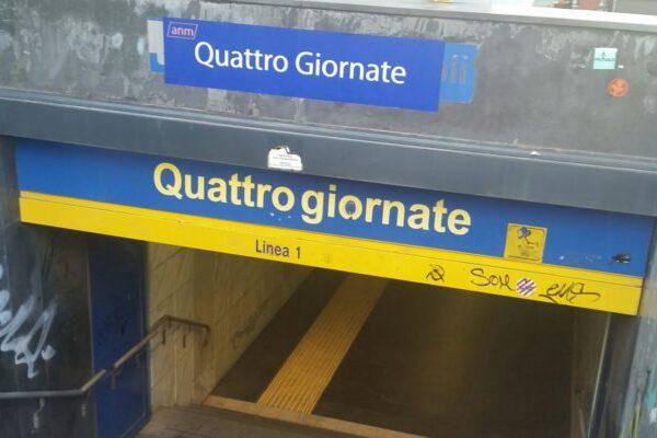 Uomo tenta suicidio e muore in ospedale, Linea 1 della metro bloccata a Napoli