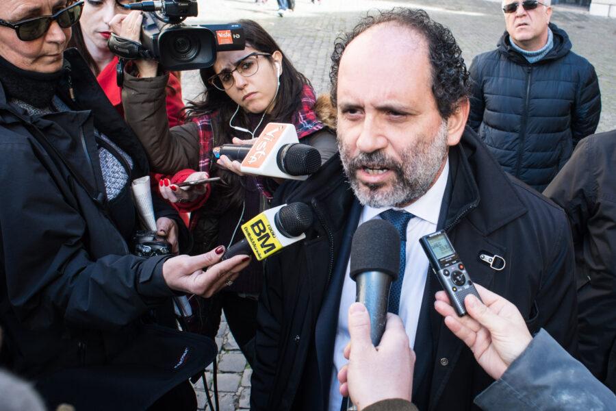 """La follia del processo Bacchi verso sentenza, Ingroia: """"Vittima due volte"""""""