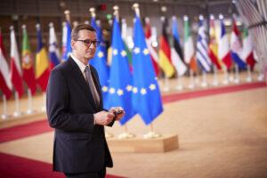 Mateusz Morawiecki Premier Polonia