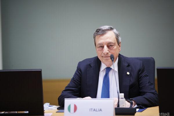 Draghi manda a quel paese sovranisti e xenofobi