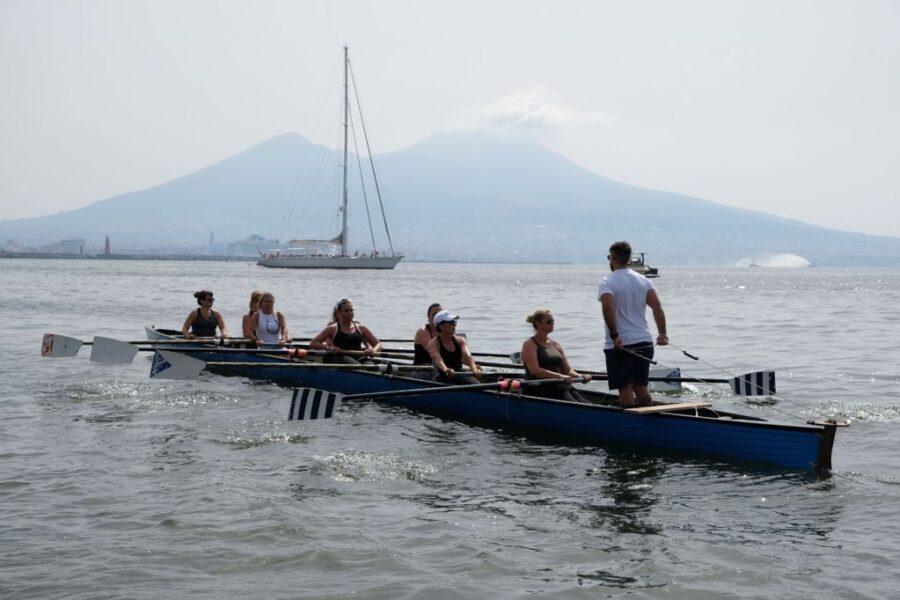 Nautilus al Trofeo del Mare: l'8 yole rema per il benessere