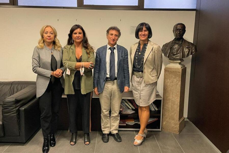 Computer sospeso per fasce deboli: accordo tra avvocati di Napoli e Soroptimist