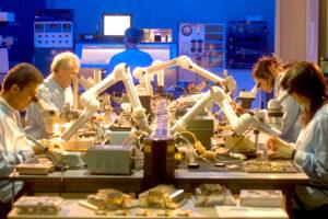 Leonardo labs: tra robot e supercalcolatori preparano il futuro