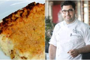 Come preparare il gateau di patate, i consigli dello chef stellato Salvatore Bianco