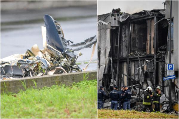 Perché è precipitato l'aereo a Milano, dal pilota che aveva chiesto di rientrare e lo stallo del motore