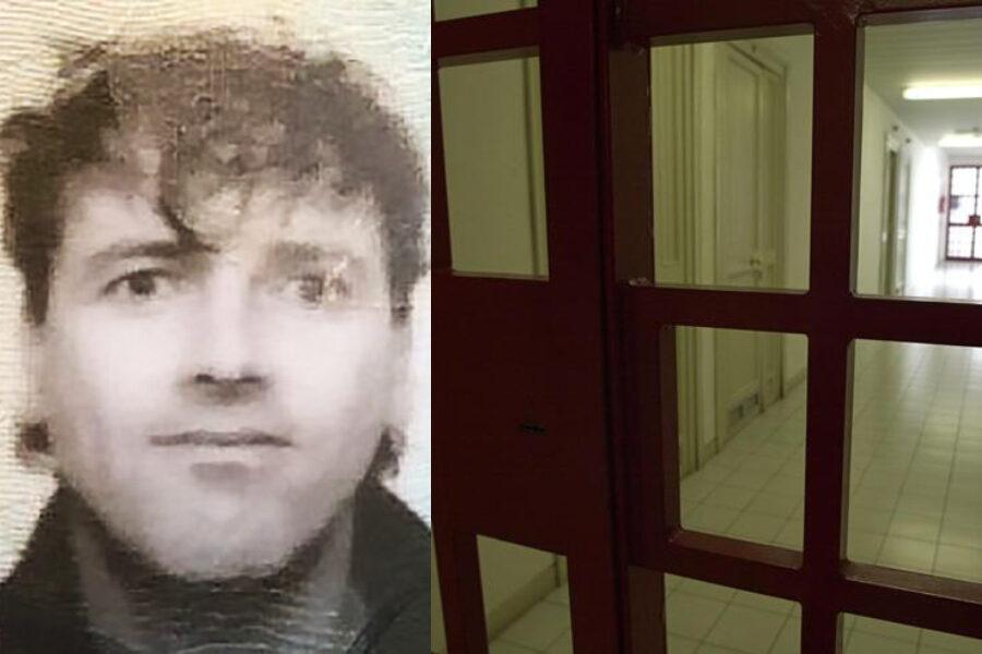 """Detenuto morto a Poggioreale, le ultime parole al giudice: """"Ho la flebite, non riesco a stare in piedi"""""""