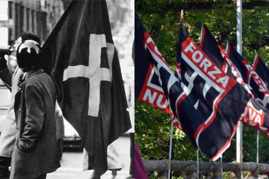 Scioglimento di Forza Nuova, i precedenti: da Ordine Nuovo a Avanguardia Nazionale e Fronte Nazionale