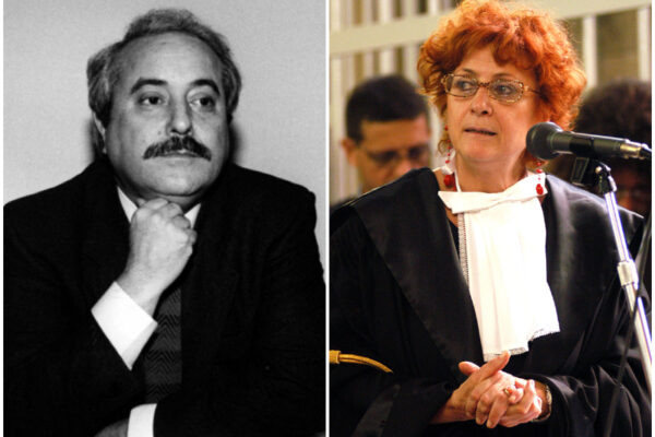 """Ilda Boccassini e la cotta segreta per Giovanni Falcone: """"Mi innamorai di lui, era un figo"""""""