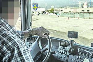 Multa record per un camionista 'stacanovista': alla guida per 20 ore di fila riceve un 'conto' da 27mila euro