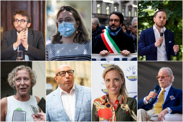 Elezioni a Milano, i nomi del nuovo consiglio comunale: fuori Paragone e Pavone