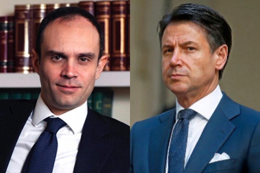 Di Donna inguaia Conte: il ruolo dell'amico dell'ex premier tra consulenze all'Antimafia, appalti e 'Responsabili'