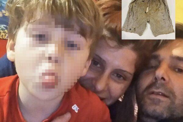 """Viviana e Gioele, Daniele Mondello mostra i pantaloncini del figlio: """"Crivellati di buchi e insanguinati"""""""