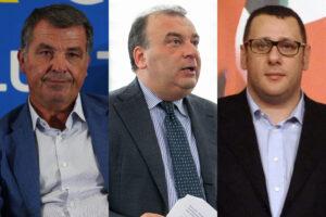Il flop di Maresca apre la faida in Forza Italia: regolamento di conti tra Martusciello, De Siano e Cesaro