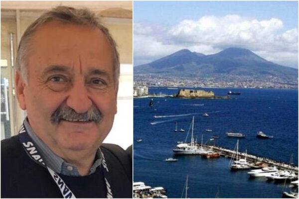 """""""Con trasporti marittimi efficienti Napoli diventerà la capitale del Mediterraneo"""", parla Leonardo Di Mauro"""