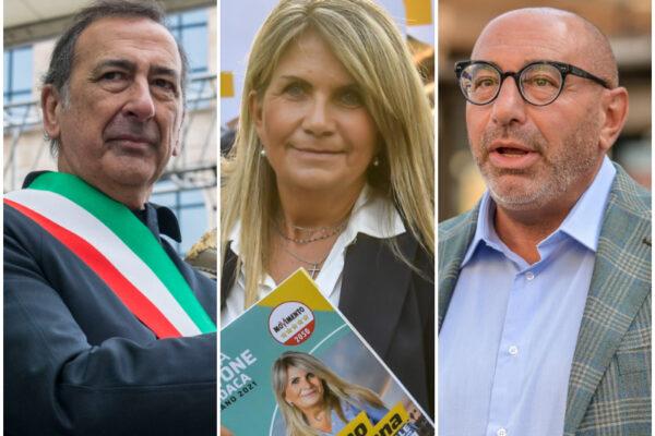 Elezioni Sindaco di Milano 2021, le prime proiezioni: Sala doppia Bernardo, perde la Lega e il M5S scompare – LIVE