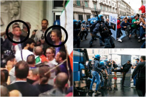 No Green pass a Roma, la regia neofascista dietro gli scontri: arrestati i vertici di Forza Nuova