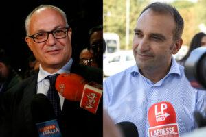 Fdi e Lega fanno scappare i moderati: a Roma e Torino in vantaggio Gualtieri e Lo Russo