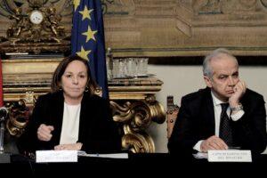 Lamorgese e il prefetto Piantedosi sapevano dell'attacco alla Cgil: è l'ora delle dimissioni?