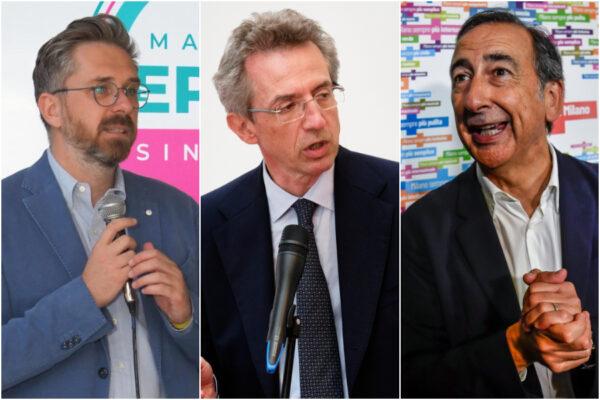 Elezioni amministrative 2021, i risultati: Milano, Bologna e Napoli al centrosinistra; a Roma sfida Michetti-Gualtieri