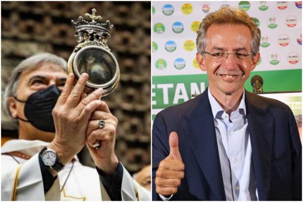 San Gennaro, pronta l'investitura per il neo sindaco Manfredi: ma il Comune salderà il debito?
