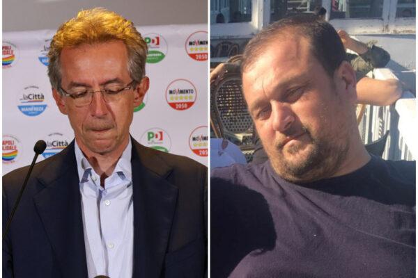 Vincenzo Sollazzo, il consigliere che imbarazza Manfredi: inni fascisti e post di Mussolini sui social