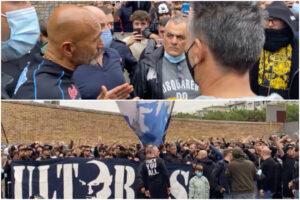 """Ultras del Napoli in curva, l'assessore Cosenza: """"Lavoriamo a fan zone, lo stadio oggi è un mortorio"""""""