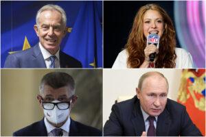 Pandora Papers, i documenti segreti che svelano i tesori offshore di politici e vip: da Blair a Shakira ed Elton John