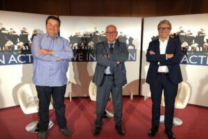 Ascierto, Esposito e Montali: il Pascale fa scuola con la teoria del gioco di squadra